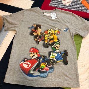 Other - Boys t-shirt Mario